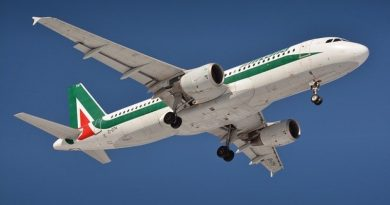 """Alitalia, two flights a day Rome-Milan """"Covid free"""" (test for all passengers)"""